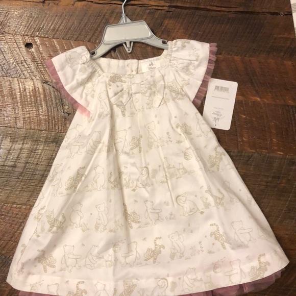 89566ee2b99ae Disney Dresses | Baby Pooh Dress | Poshmark
